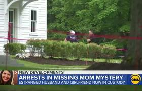 Estranged husband and girlfriend arrested in disappearance of mom of 5