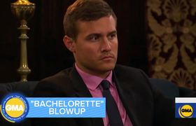 GMA: The battle of the Lukes heats up on 'The Bachelorette'