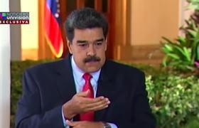Entrevista completa de Jorge Ramos a Nicolás Maduro