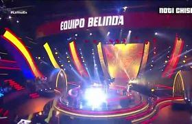 LA VOZ MEXICO 2019 [EVELYN YURIDIA VS KEYLA VS CLYDE] BATALLAS KNOCKOUTS