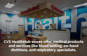 CVS To Offer More In-Store Health Services