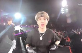 BTS STAGE SELF CAM 'by BTS' @190518 New York