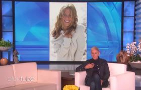 Jennifer Aniston on Adam Sandler's Questionable Wardrobe