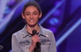Benicio Bryant: Judges Did NOT Expect This Shy Boy's Voice - America's Got Talent 2019