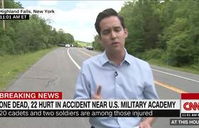 At least 1 dead in accident at West Point
