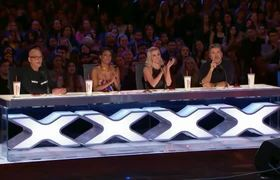 #AGT2019: Adaline Bates Performs Male And Female Parts Of An Unforgettable Duet