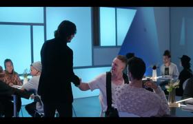 Keanu Reeves Dinner Date Scene - ALWAYS BE MY MAYBE Movie Clip