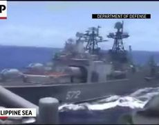 US, Russia blame each other for near miss at sea