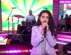 Alessia Cara gives a special live performance of 'My Kind' on 'GMA'