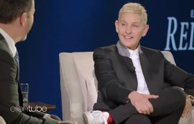 Ellen show; Jimmy Kimmel Interviews Ellen About 'Relatable'