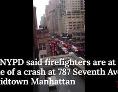 1 Dead After Helicopter Crash-Lands On New York