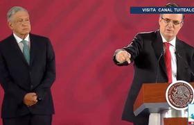 Marcelo Ebrard revela 'acuerdo' que Trump dijo que anunciaría