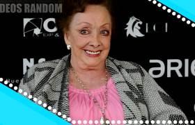Fallece la primera actriz Mercedes Pascual a los 97