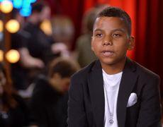 Golden Buzzer: Tyler Butler-Figueroa Earns Simon Cowell's Support - America's Got Talent 2019