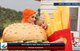 Nuevo video de Taylor Swift con Katy Perry