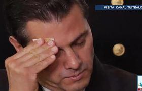 EU investiga a Peña Nieto por soborno en Pemex