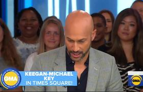 Keegan-Michael Key opens up about 'Toy Story 4'