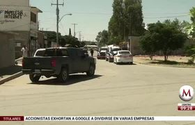 Matan a balazos a niña y a su padre en Chihuahua