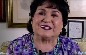 Carmen Salinas le pone un alto a Niurka Marcos.