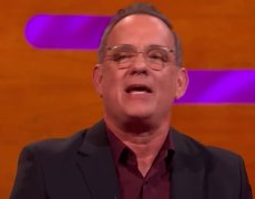 Tom Hanks Teaches Tom Holland How To Act