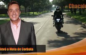 Daniel Bisogno usa sus Influencias Para Evadir a la Justicia Tras Percance con Motociclista