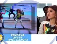 Zendaya on her new 'Spider-Man' role