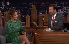 Chrissy Teigen's Daughter Luna Shows Off Her Adorable Negotiation Skills