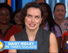 Daisy Ridley opens up about her new indie film 'Ophelia'