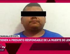 Detienen a presunto asesino de niño en Neza