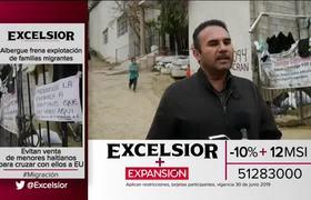 Haitianos en Tijuana pagan a madres solteras para alcanzar asilo político en EU