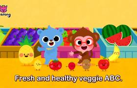 Pinkfong Fruit ABC and more | Fruit Songs | +Compilation