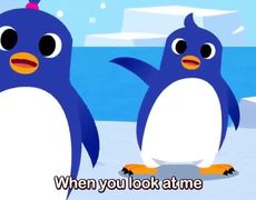 El baile de los Pinguinos - Canciones de animales