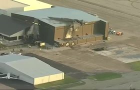 10 killed when plane crashes on takeoff in Texas