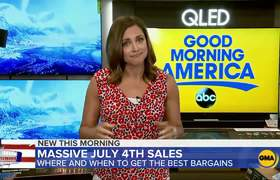 Massive sales ahead of 4th of July
