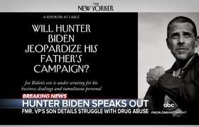 Hunter Biden talks about foreign business dealings