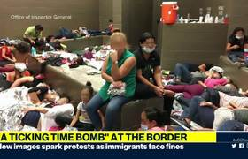 Migrant facility protests, Navy SEAL acquitted, uptick in shark attacks