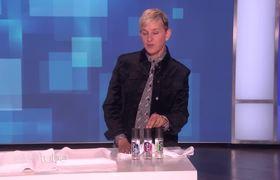 Ellen Show: Ellen hecha un vistazo