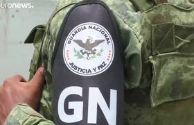 México cumple las peticiones de Trump y despliega a la guardia en la frontera