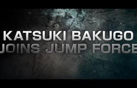 Jump Force - Katsuki Bakugo DLC Trailer   PS4