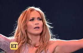 Alex Rodriguez Comforts Jennifer Lopez After She Broke Down on Tour