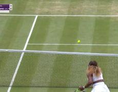 Serena Williams beats Alison Riske in 3 sets, advances to semifinals