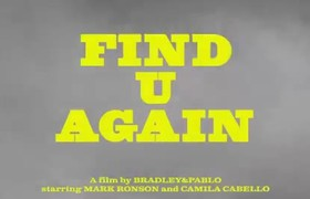 Mark Ronson ft. Camila Cabello - Find U Again (Official Video)