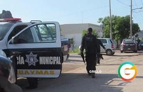 Policía de Guaymas no atiende llamado del 911