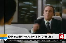 Rip Torn dies at 88