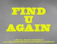 Mark Ronson - Find U Again (Official Video) ft. Camila Cabello