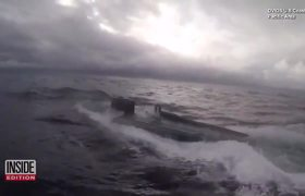 17,000 Pounds of Cocaine Seized From Submarine