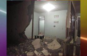 Terremoto de 7.2 sacude Indonesia