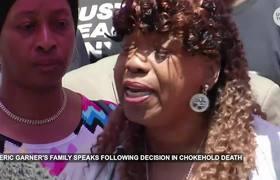 Family of chokehold victim Eric Garner speaks out