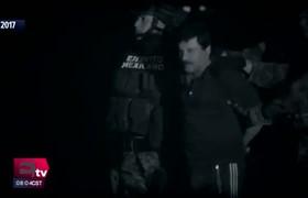 """EU da cadena perpetua a """"El Chapo"""" Guzmán"""