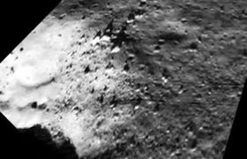 Simulación muestra qué vio Armstrong al aterrizar en la Luna